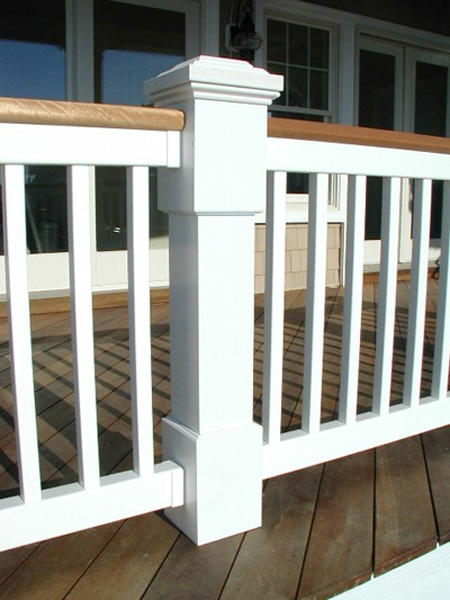 Newel Posts | Curb Appeal Products