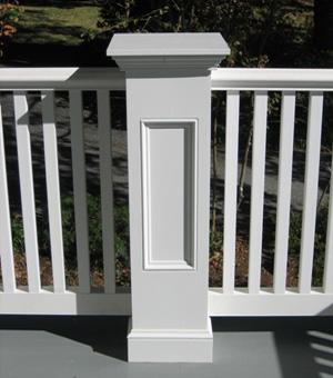 Porch Railings Wood