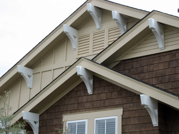 Best Exterior Corbels And Brackets Gallery - Interior Design Ideas ...