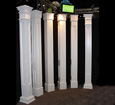 architectural pvc porch columns