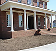 classical columns outdoor tuscan
