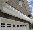 garage door trellis