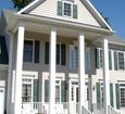 plain pvc exterior columns