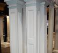 square fiberglasss porch columns